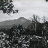 Los Volcanes de Fuego y Nieve Hacia 1930