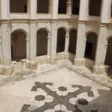 Claustro del ex-convento dominico del siglo XVI. Julio/2014