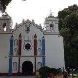 Parroquia de Santa María del Tule. Julio/2014