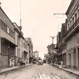 Mazatl�n, calle principal