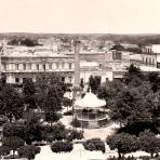 Aguascalientes, Plaza de Armas