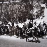 Charros  Hacia 1945