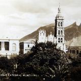 Casino y Catedral Hacia 1945