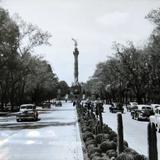 Columna de la Independencia Hacia 1940