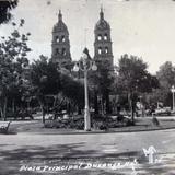 la Catedral  Hacia 1930
