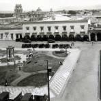 Plaza Principal Hacia 1940
