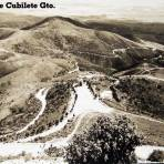 PANORAMICA DESDE EL CERRO DEL CUBILETE Hacia 1945