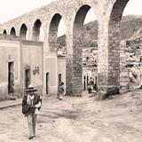 Zacatecas, Acueducto