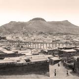 Zacatecas, vista panor�mica con Acueducto