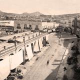 Zacatecas, calle principal y mercado