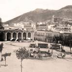 Zacatecas, Plaza Villarreal