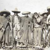 TIPOS REVOLUCIONARIOS  circa 1914