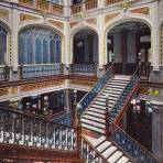 Interior del Palacio Postal