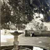JARDIN Hacia 1945
