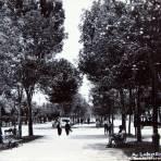 AVENIDA LAFAYETTE  Hacia 1930