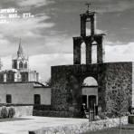 ANTIGUO PANTEON Hacia 1945