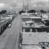 AVENIDA FRANCISCO I MADERO Hacia 1958