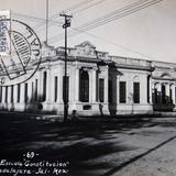 ESCUELA CONSTITUCION Hacia 1926