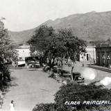 PLAZA PRINCIPAL Hacia 1939