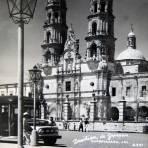 LA IGLESIA HACIA 1945