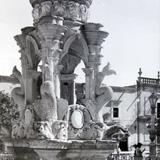 LA COLUMNA CENTRAL PANORAMA Hacia 1945