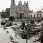 PLAZA PRINCIPAL Hacia 1932