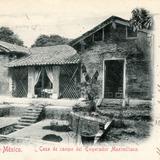 Casa de campo del emperador Maximiliano