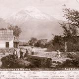 Vista de los Volcanes
