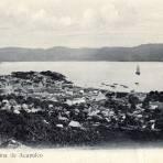 Vista panor�mica de Acapulco