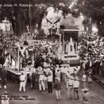 Celebraci�n del centenario del natalicio de Benito Ju�rez
