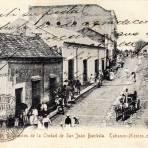 Calle de Esquípulas