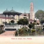 Plaza de Xalapa