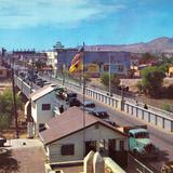 Puente Internacional en Avenida Lerdo