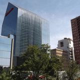 Rascacielos en la zona financiera de Zapopan. Diciembre/2014