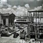 Edificio en Construccion  Hacia 1953