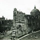 Iglesias por el fotografo  HUGO BREHME Hacia 1930
