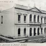 TEATRO BARTOLOME DE MEDINA Hacia 1900
