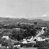Vista de Cuernavaca desde el Palacio de Cort�s