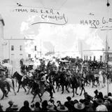 Entrada de Pascual Orozco a Chihuahua, II (Bain News Service, 1912)