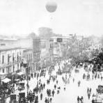 Avenida Ju�rez (Bain News Service, c. 1915)