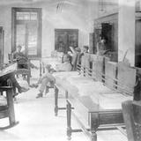 Sal�n de Lecturas de la YMCA (Bain News Service, c. 1912)