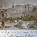 SANTUARIO Hacia 1900
