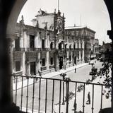 Palacio de Gobierno Hacia 1945