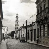 AVENIDA A RIVERA Hacia 1945