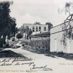 TACUBAYA MOLINO DE STO. DOMINGO Hacia 1908