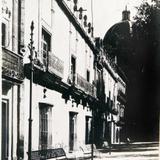 PALACIO DE GOBIERNO Hacia 1930