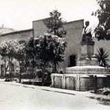 PLAZA M AUZA  Hacia 1930