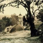EL SACROMONTE  por el fotografo HUGO BREHME Hacia 1930