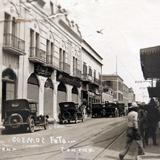CALLE ADUANA Hacia 1930