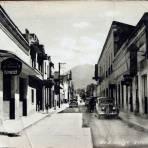 AVENIDA HIDALGO Hacia 1945